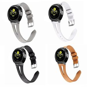 20mm 22MM huawei gt 2 For Samsung Gear sport s2 S3 Classic Frontier huami amazfit bip galaxy watch 3 41mm 45mm active 42 46 Band
