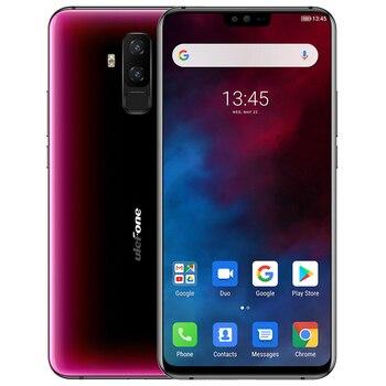 Купить Ulefone T2 NFC Смартфон с восьмиядерным процессором Helio 4200 мАч, ОЗУ 6 ГБ, ПЗУ 128 ГБ, 4G