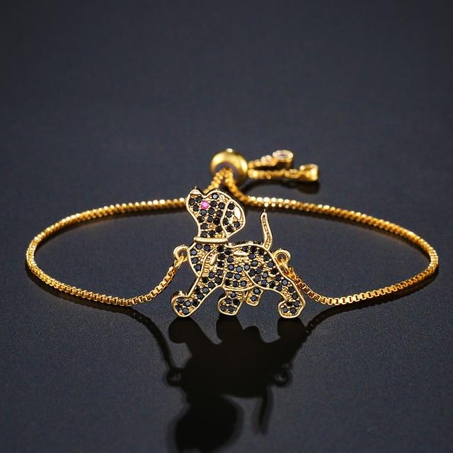 Dog Lovel Charm Bracelets   4