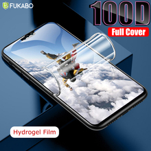 100D Explosion-proof Screen Protector For Huawei P30 P20 P10 Lite P40 Pro Hydrogel Film For Huawei Nova 3 3i Not Tempered Glass
