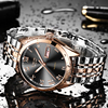 2020New LIGE Watches Men Top Brand Fashion Chronograph Male Stainless Steel Waterproof Business Men WristWatch Relogio Masculino