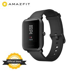 Huami amazfit bip スマートウォッチブルートゥース gps スポーツ心拍数モニター IP68 防水コールリマインダ mifit アプリ警報振動