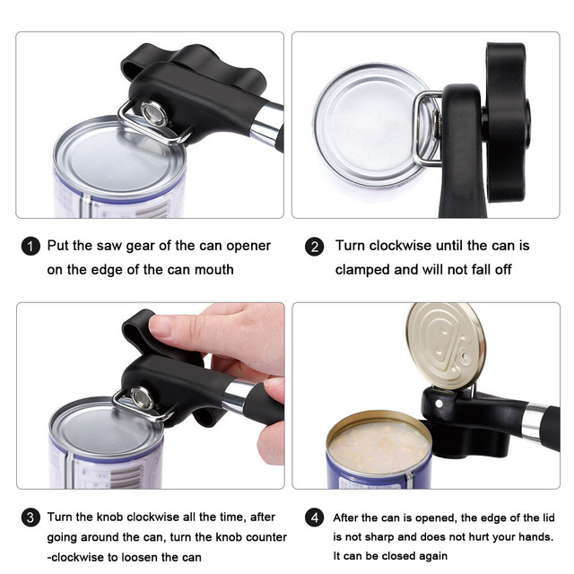 Manual Can Opener 5