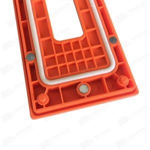 Image 2 - Frame Holding Mold for iPhone 11 pro Max X Xs Xsmax Lcd Glass Bezel Magnetic Position and Laminating Mobile Phone repair fixture