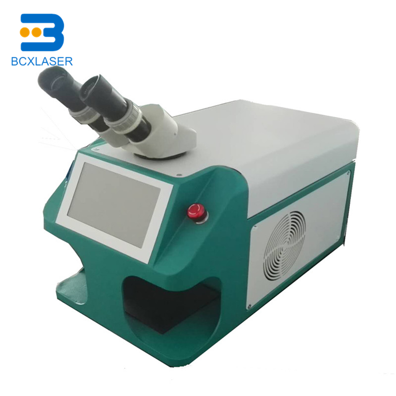 China Manufacturer Portable Bench Table Mini Jewellery Laser Welding Machine For Sale
