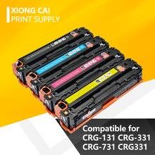 Cartouche de Toner Compatible pour Canon LBP CRG 131, CRG 331, CRG 731, 7100, 7110CN 7110CW MF8210CN MF8230CN 8250CN 8280CW, 7110, et