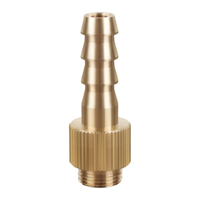 Походная горелка для печи, безопасный коммутационный клапан, адаптер для наружной печи для подключения к сжиженному газовому баллону Lpg