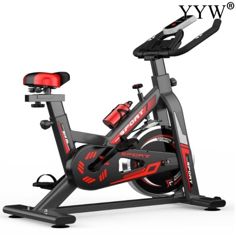 Equipamentos de Fitness Exercício em Casa Alta Qualidade Indoor Ciclismo Bicicletas Ultra-silencioso Esportes Bicicleta Girando Perder Peso