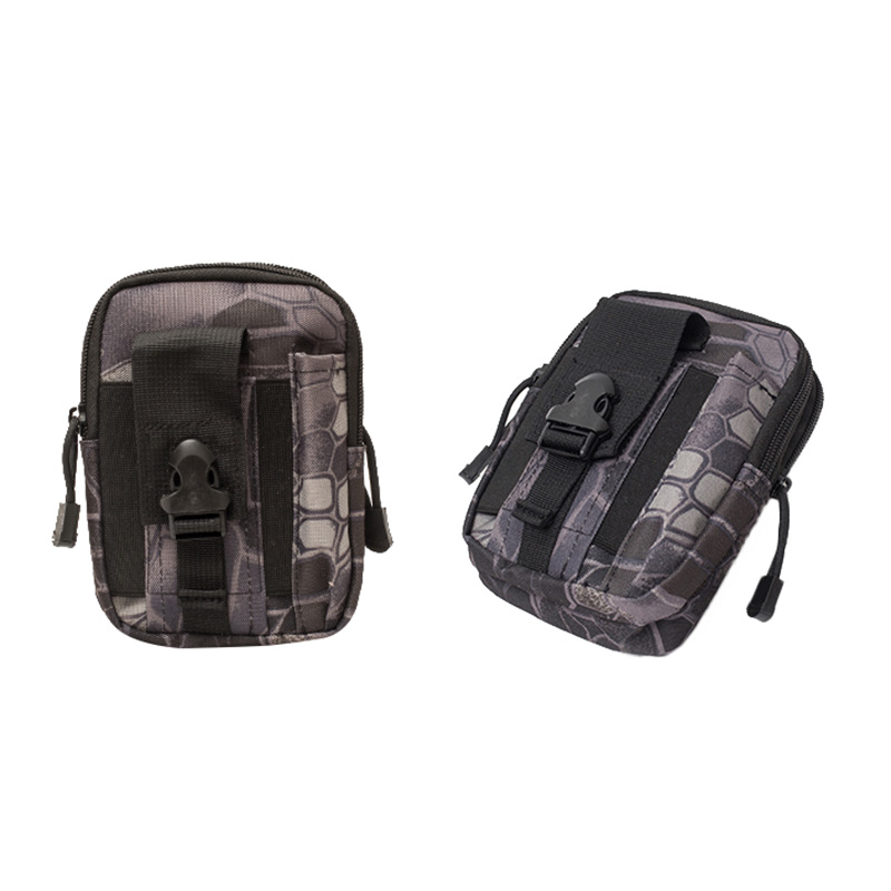 Waist Backpack Tactical Pouch Belt Bag For Outdoor Camping Sport Running Travel High Quality