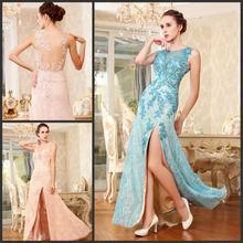 Роскошные вечерние платья Макси crysta lvestidos для невесты