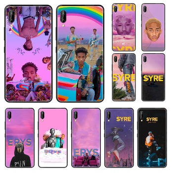 Jaden Smith Phone case For Huawei Honor Mate 5 7 8 9 10 20 i A X Lite Pro black trend coque luxury Etui fashion cell cover image