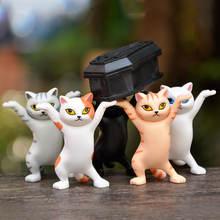Подставка статуя животного настольная игрушка ПВХ мультфильм