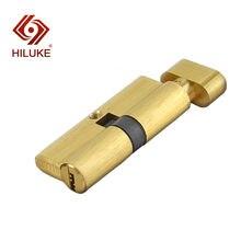Hiluke 70 мм замок из латунного сплава безопасный однодверный