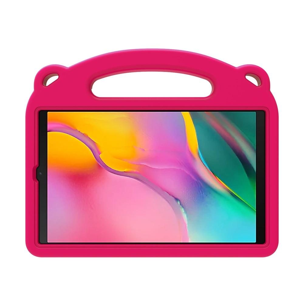 Grad Orange Grad Orange for iPad Air 4 Case 2020 A2316 A2324 EVA Safe Kids Handle Stand Tablet Case Cover