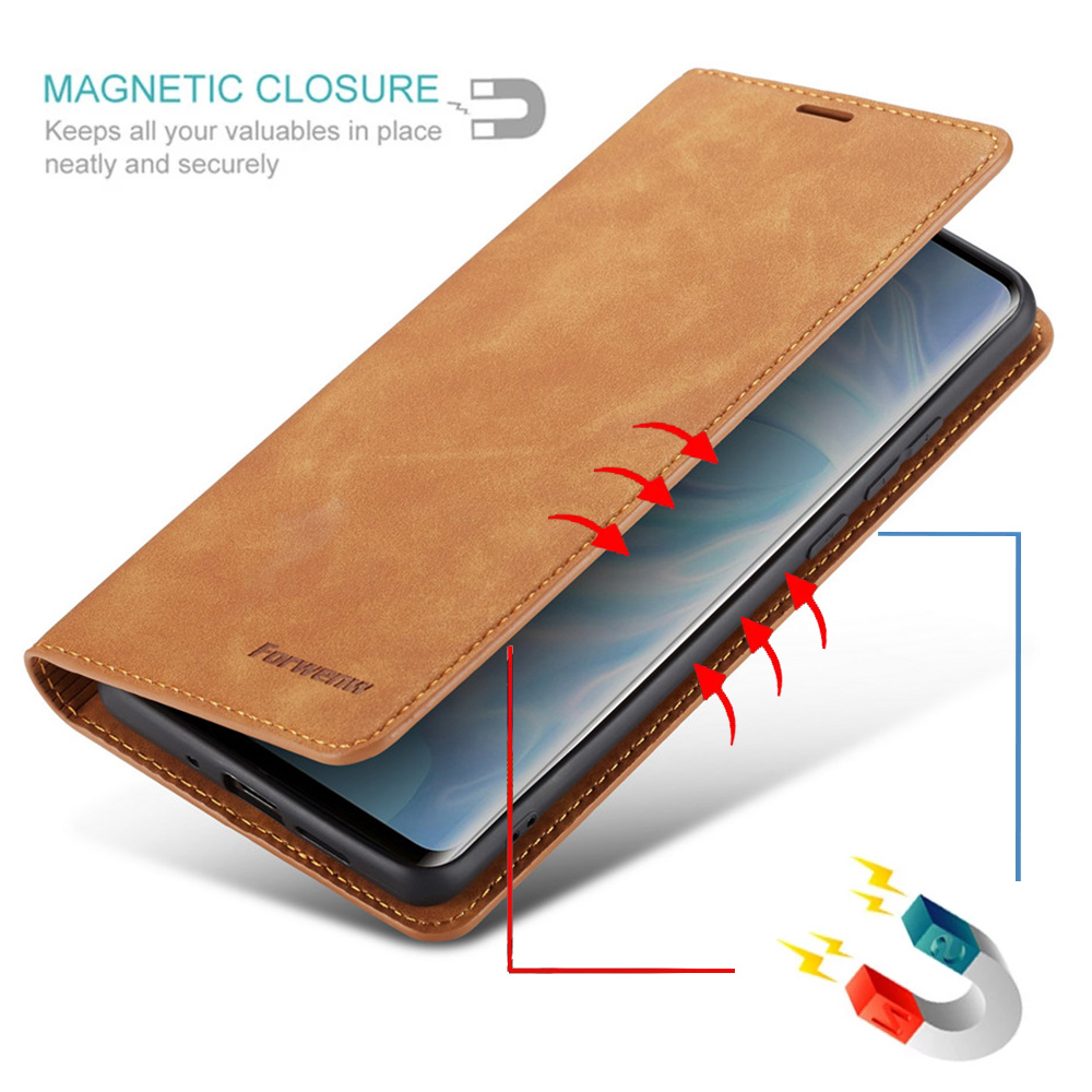 Magnetic Leather Case For Huawei Mate 20 30 P20 P30 P40 Pro Lite P Smart Plus 2019 2020 Honor10lite Wallet Card Flip Phone Cover