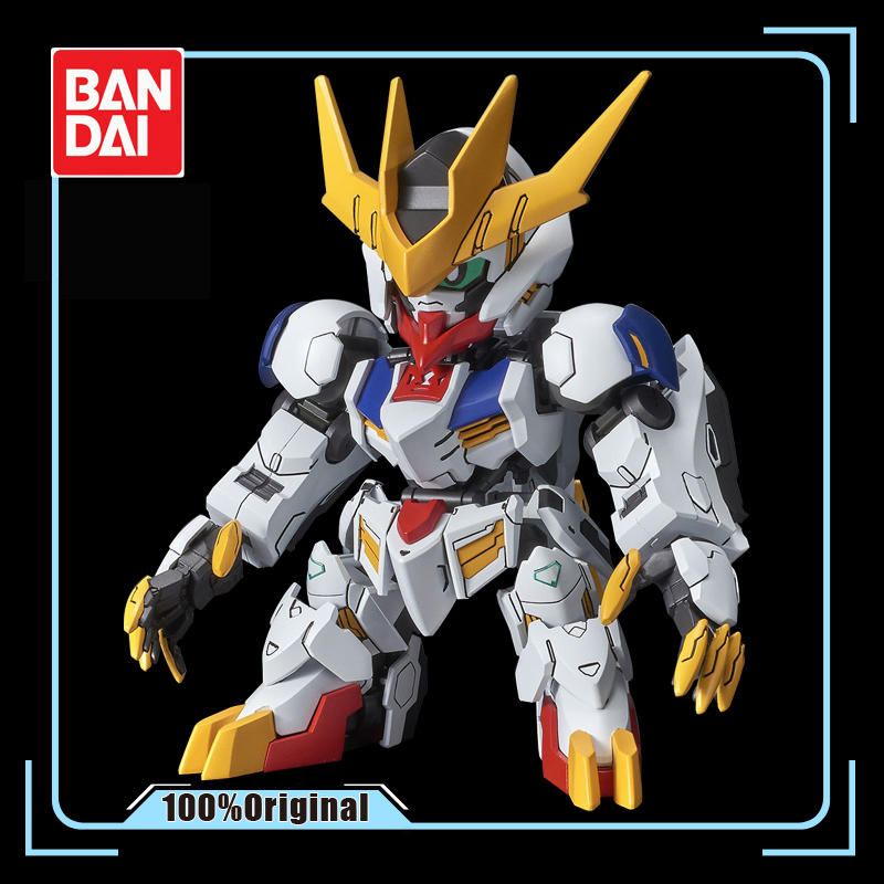 BANDAI SDCS SD <font><b>BB</b></font> Assembly Model ASW-G-08 <font><b>Gundam</b></font> Barbatos Action Toy Figures Gifts for Children image
