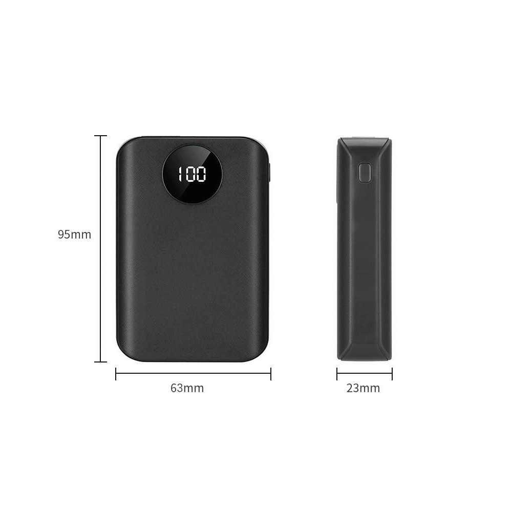 3x18650 pil şarj cihazı 2 USB bağlantı noktaları PowerBank DIY taşınabilir cep telefonu şarj cihazı güç bankası kutusu kabuk kiti Iphone Huawei için