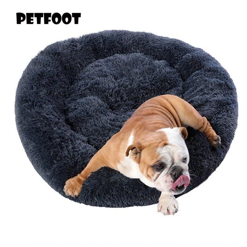 A Cane Mat Portatile Cane di Base Bed Fiore Rotondo Durable 3 Formati Cane Pad per Cani E Gatti N