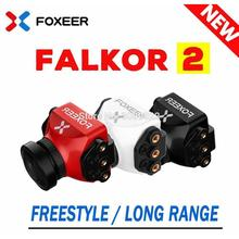 Foxeer Falkor MINI V2 1200TVL Full Size Camera 16:9/4:3 PAL/NTSC Switchable GWDR With Bracket FPV Camera Support Fixer Wing