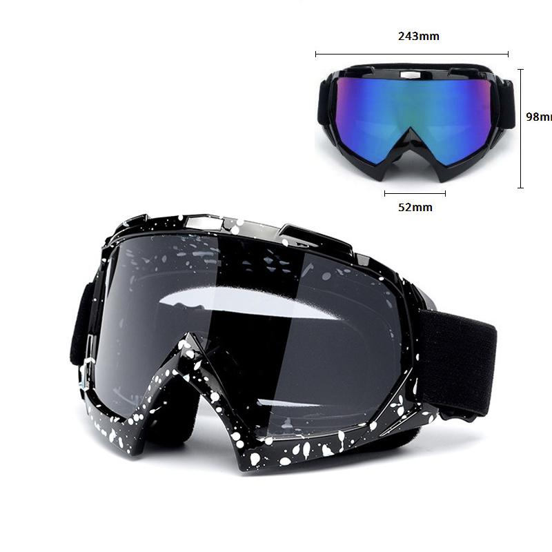10 Styles New Ski Goggles High Quality Anti-fog Snowboard Glasses Windproof Winter Outdoor Sports Eyewear For Men Women