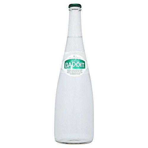 Badoit Sparkling Natural Water (750 Ml) - Packung Mit 2