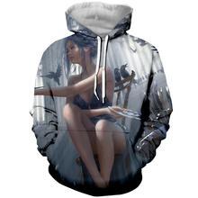 WSFK2019 new product for sale, ghost knife hoodie hoodies stranger things hood