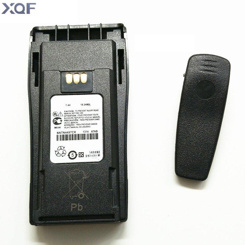 NI-MH Battery 7.4V 1400mAh For Walkie Talkie Motorola GP3688 GP3188 EP450 PR400 CP140 CP150 CP160 CP180 CP200 CP250