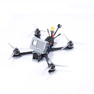 Image 2 - IFlight Nazgul5 succx e F4 45A 600mW Caddx Ratel XING E 2207 2750KV 1700KV 4S/6S 5/5.1 pouce FPV course Freestyle Drone PNP/BNF