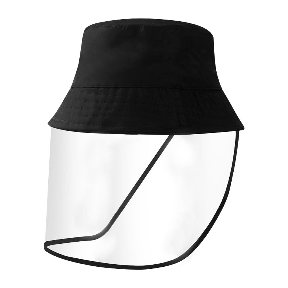 Sun Cap Protective Fisherman Hat Multifunction Dustproof Shield Unisex Daily Anti Spitting Face Cover Adult Outdoor Windproof