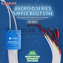 SS 905C Power Supply Cable Android One Button Boot Control line for Huawei Xiaomi Samsung Meizu OnePlus OPPO Anti Burn Test Line