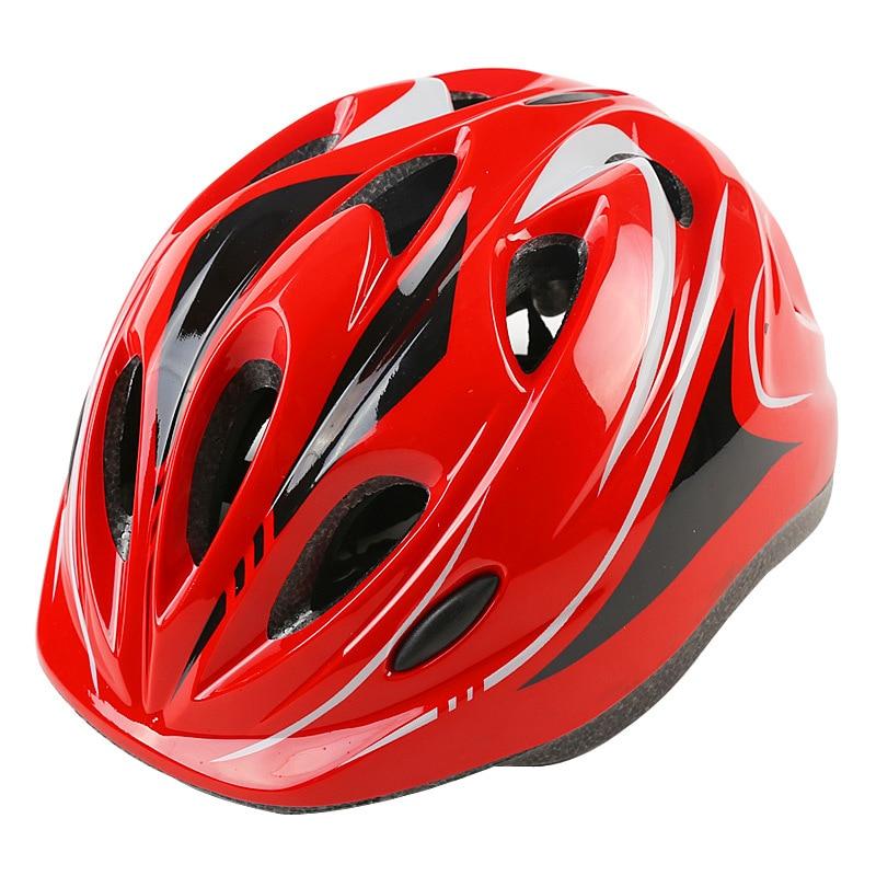 AddFun Bike Helmet for Children Road Bike Crash Adjustable Cycling Helmet Lightweight Outdoor Sports Breathable Protective Gear