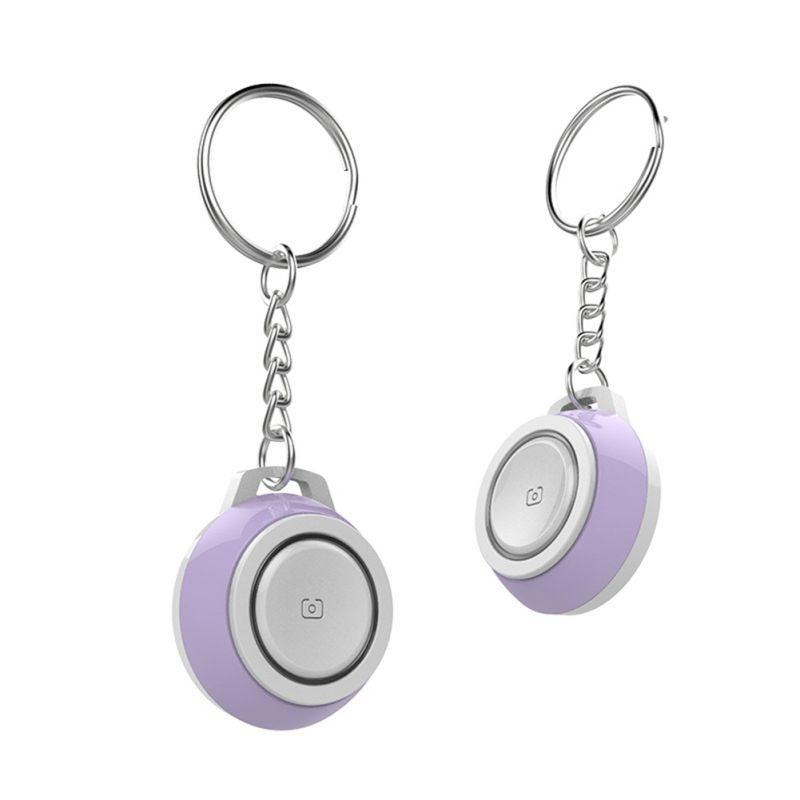 Tüketici Elektroniği'ten Akıllı Etkinlik İzleyiciler'de Pratik Bluetooth Anti kayıp bulucu çocuk Pet öğe cüzdan parça zamanlayıcı kablosuz Alarm 4 renkler yeni title=
