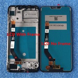 """Image 1 - 6.26 """"Original Axisinternational pour ASUS ZenFone Max M2 ZB633KL X01AD écran daffichage à cristaux liquides + écran tactile numériseur cadre affichage LCD"""