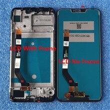 Pantalla LCD de 6,26 pulgadas para ASUS ZenFone Max M2 ZB633KL X01AD, marco de Digitalizador de Panel táctil