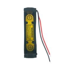1s1p diy alimentado caixa de carregamento descarregamento controle bateria titular caso para li ion 3.6v 3.7v 18650 17670 bateria de carregamento slot