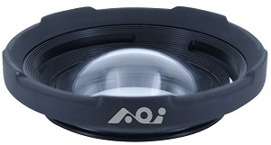 Image 1 - AOI UAL 05 0.75X M52 Underwater Wide Angle Air Lens