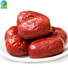 Dried Red Dates Natural Food Snack JUJUBE Organic Dried Jujube Red Dates Sundried Inhibit Cancer Cells, Strengthen Muscle