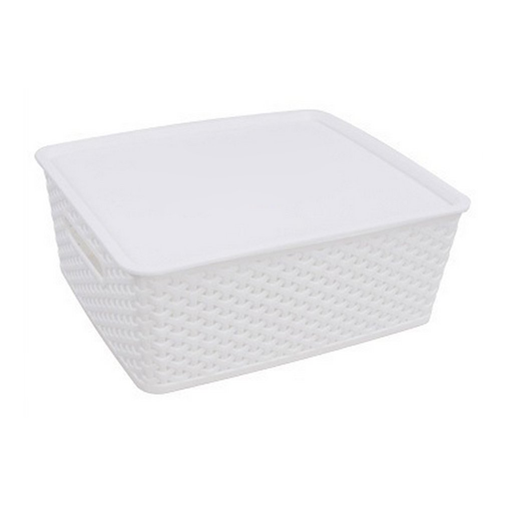 Portable Bath Basket Storage Basket Plastic Small Bath Basket