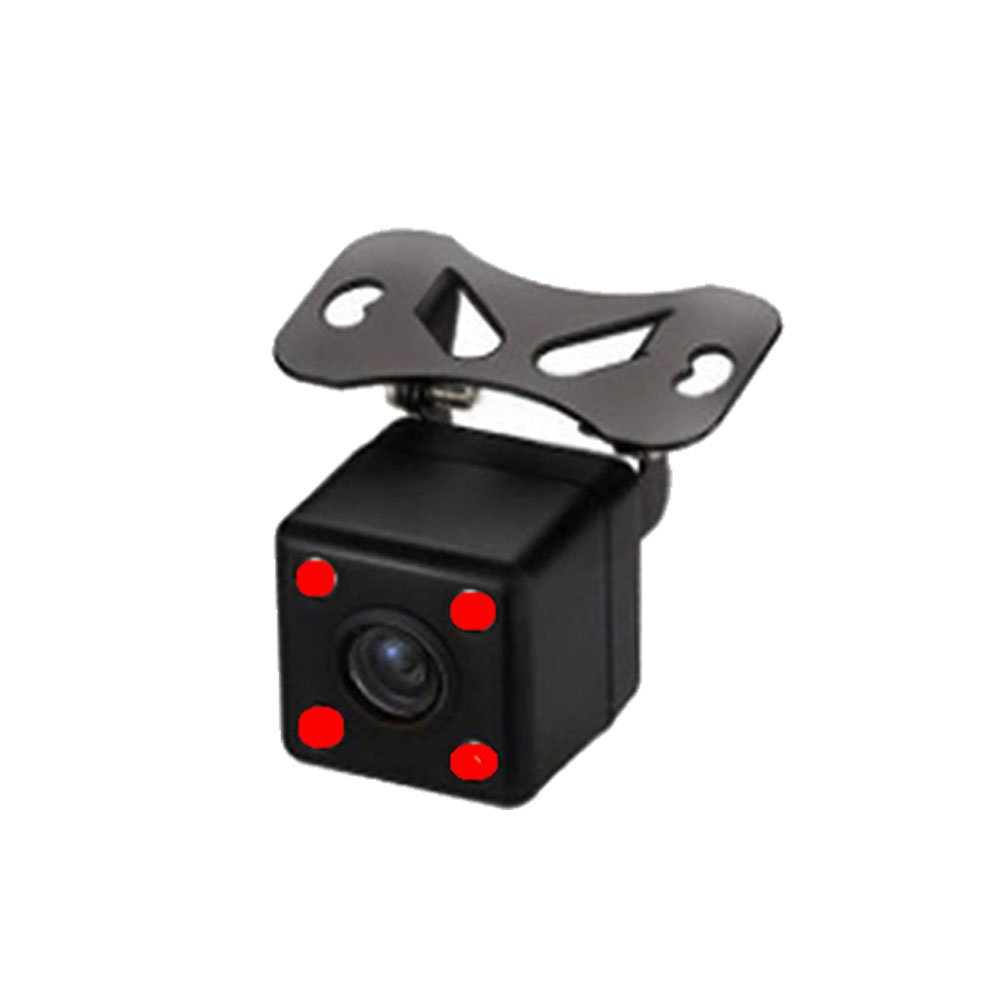 CCD Car Auto Back Up Reverse Backup 4 IR Night Vision Rear View Camera Waterproof HD 170 Degree Parking Assistance