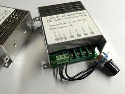 M916 DC Motor Speed Regulator DC Brush Motor 12V24V36V DC Motor Universal Speed Regulator