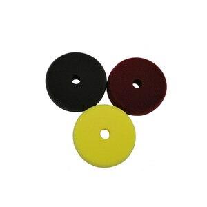 Image 4 - Almohadilla de pulido para pulidor DA, 6 pulgadas, 150mm