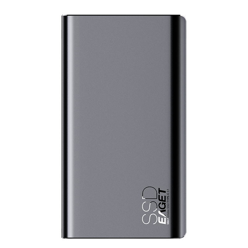 EAGET M1 Newest Item Portable SSD USB 3.0 128GB 256GB 512GB 1TB External Solid State Drive Best Gift For Businessmen