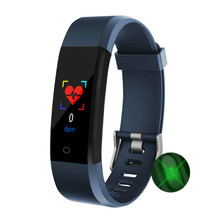 Wristband Watch Fitness-Tracker Smart-Bracelet Blood-Pressure-Heart-Rate-Monitor Sport