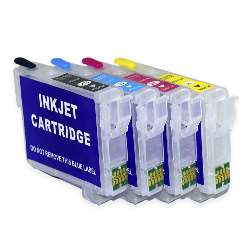 Refill Ink Cartridge For Epson 603XL T603XL 603 T603 for Epson WF-2810 WF-2830 WF-2835 WF-2850 With ARC Chip