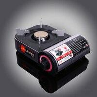 outdoor stove cassette furnace thousand stone mini cassette furnace portable barbecue stove wild stove gas stove gas stove
