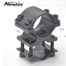 AloneFire K186 крепление для прицела Универсальный адаптер для сигнальный Лазерный фонарь прицел 1 дюйм 1 шт