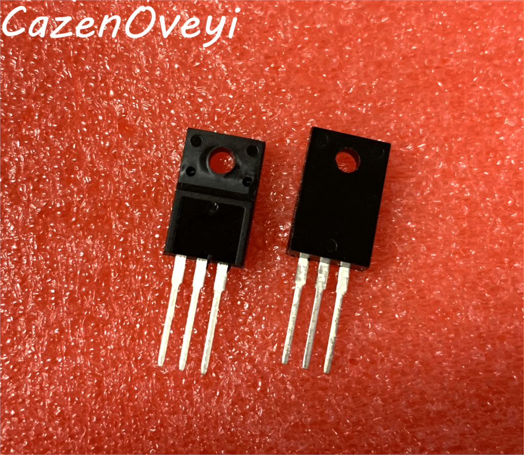 10pcs/lot FDPF5N50UT FDPF5N50 5N50UT 5N50 TO-220F 500V 5A New Original In Stock