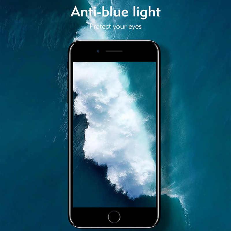 Benks KR Pro 3D Melengkung Lembut Edge Tempered Glass Full Cover Pelindung untuk iPhone 8 7 6 S 6 Plus X XS Screen Protector Film