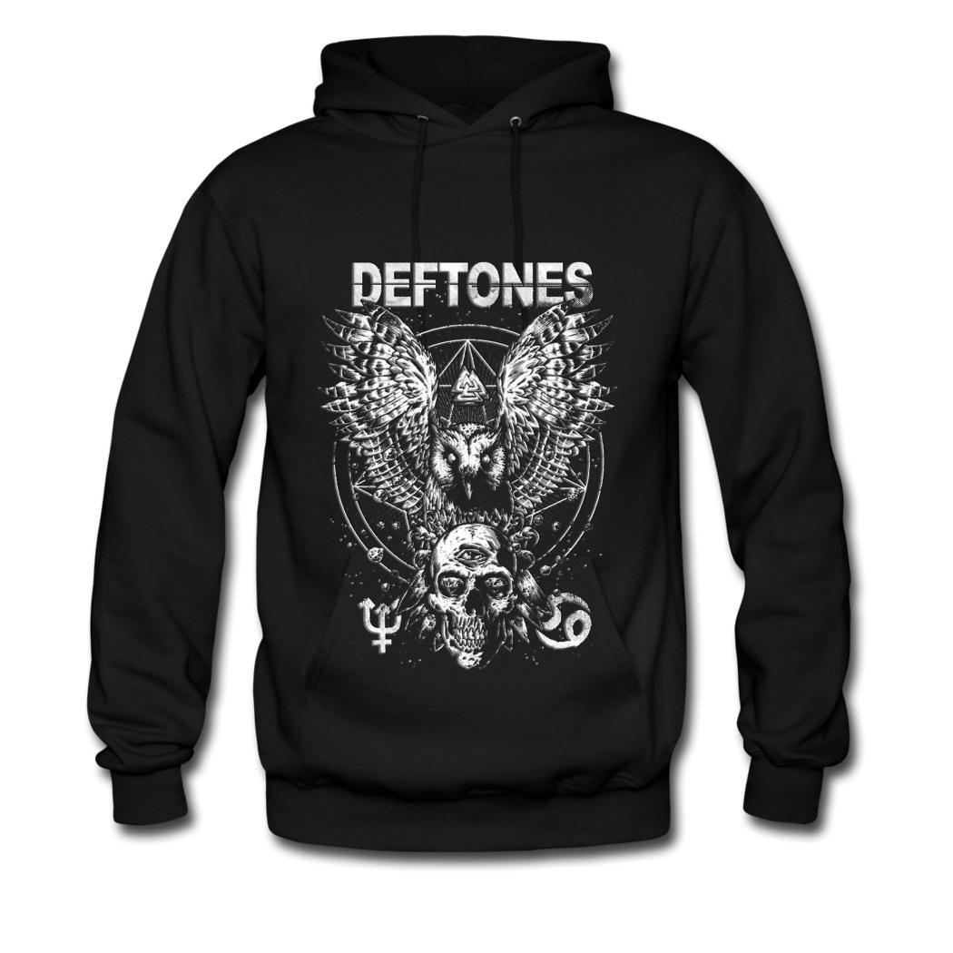 HL 2016 Fashion Deftones Poster 2016 Men's Hoodie & Swearshirt Sweetshirt Design Color