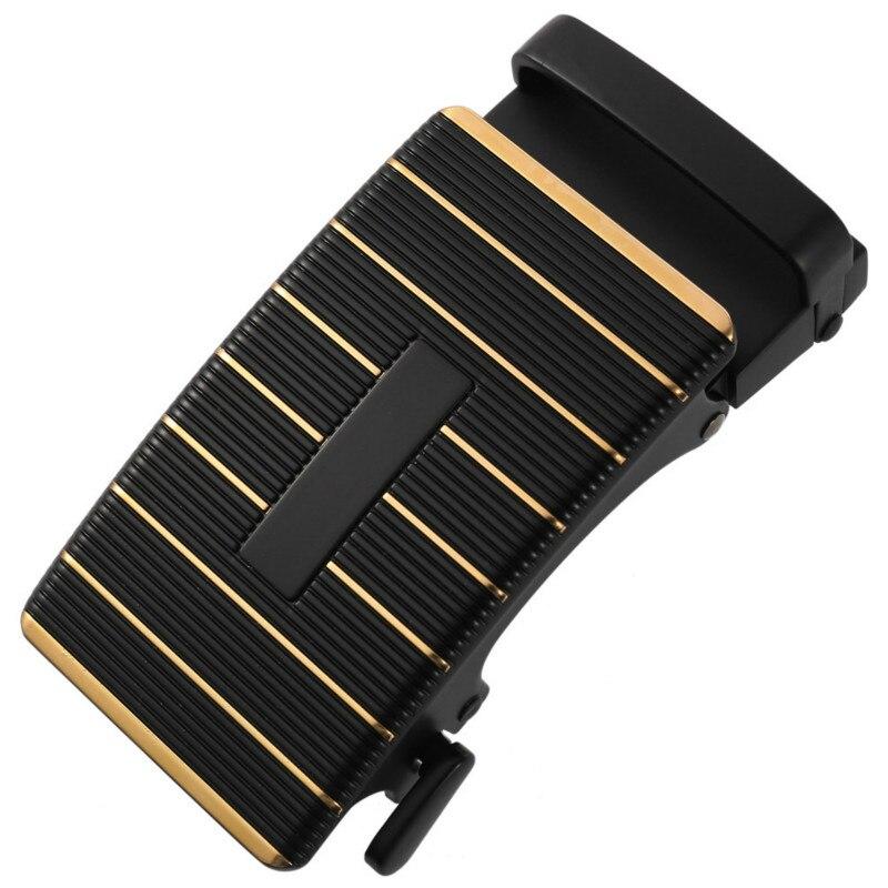 New Men's Leather Strap Male Automatic Buckle Belt 3.5cm Men Authentic Girdle Trend Belts Ceinture Fashion Designer LY136-561943
